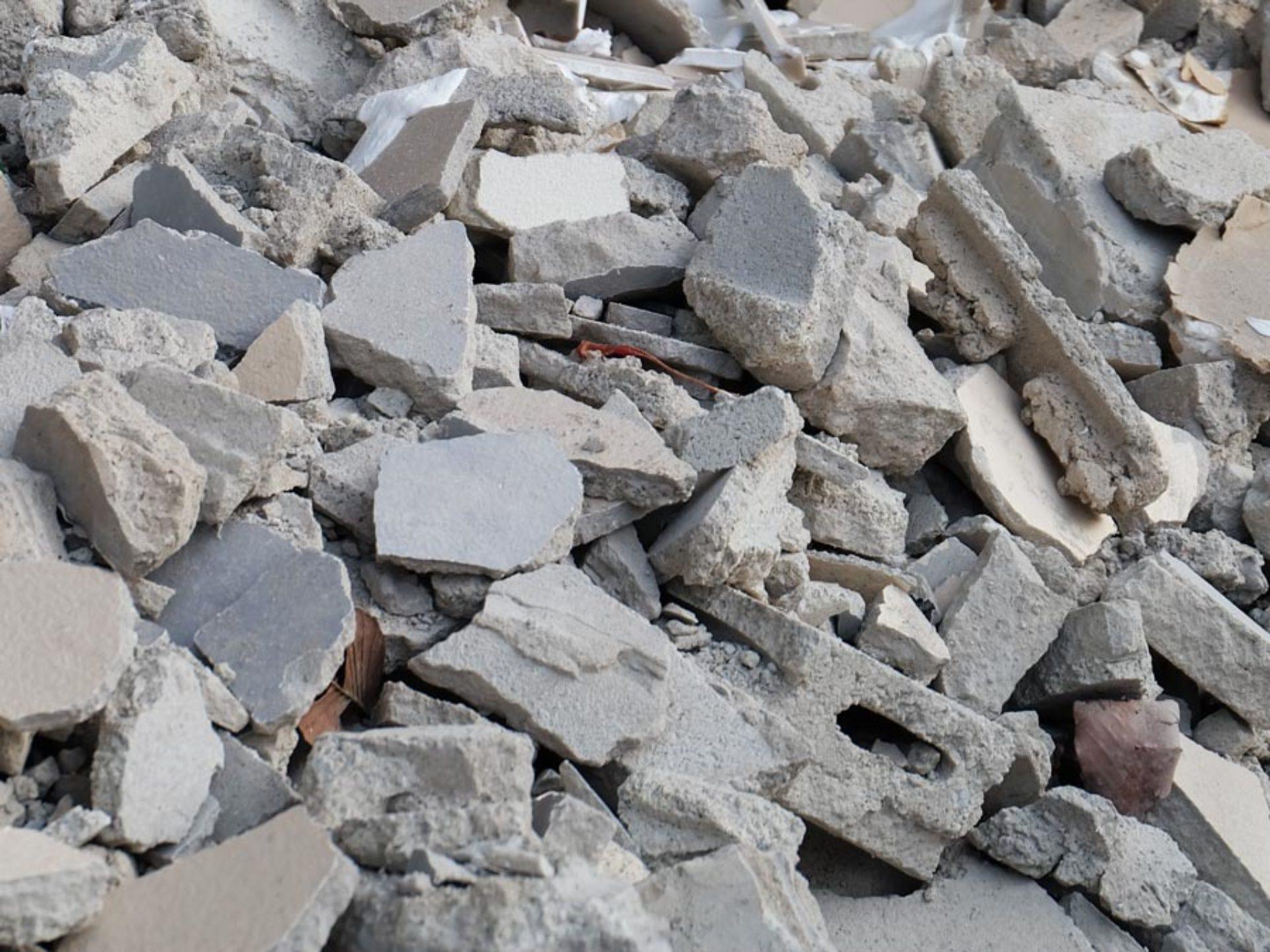 betonabbruch